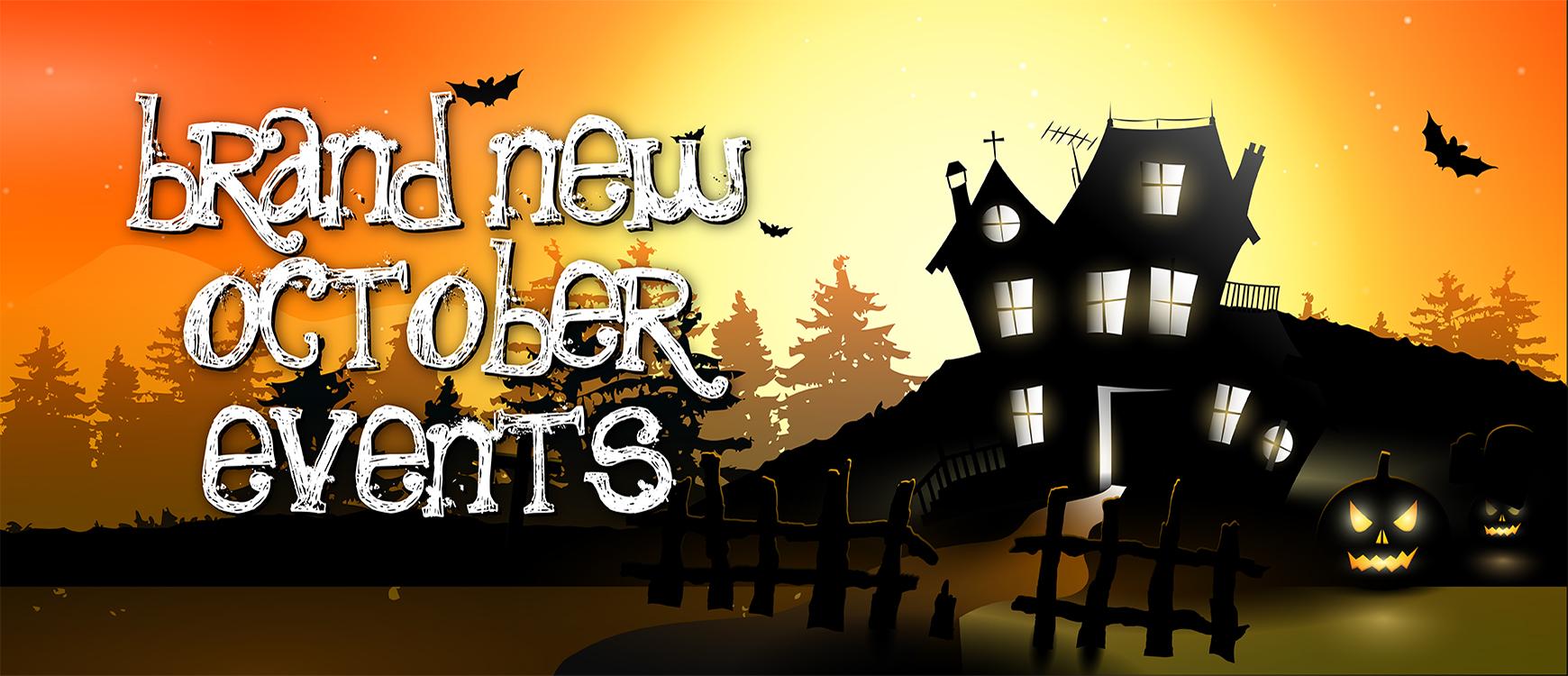 Pumpkin Decorating and Escape Rooms!