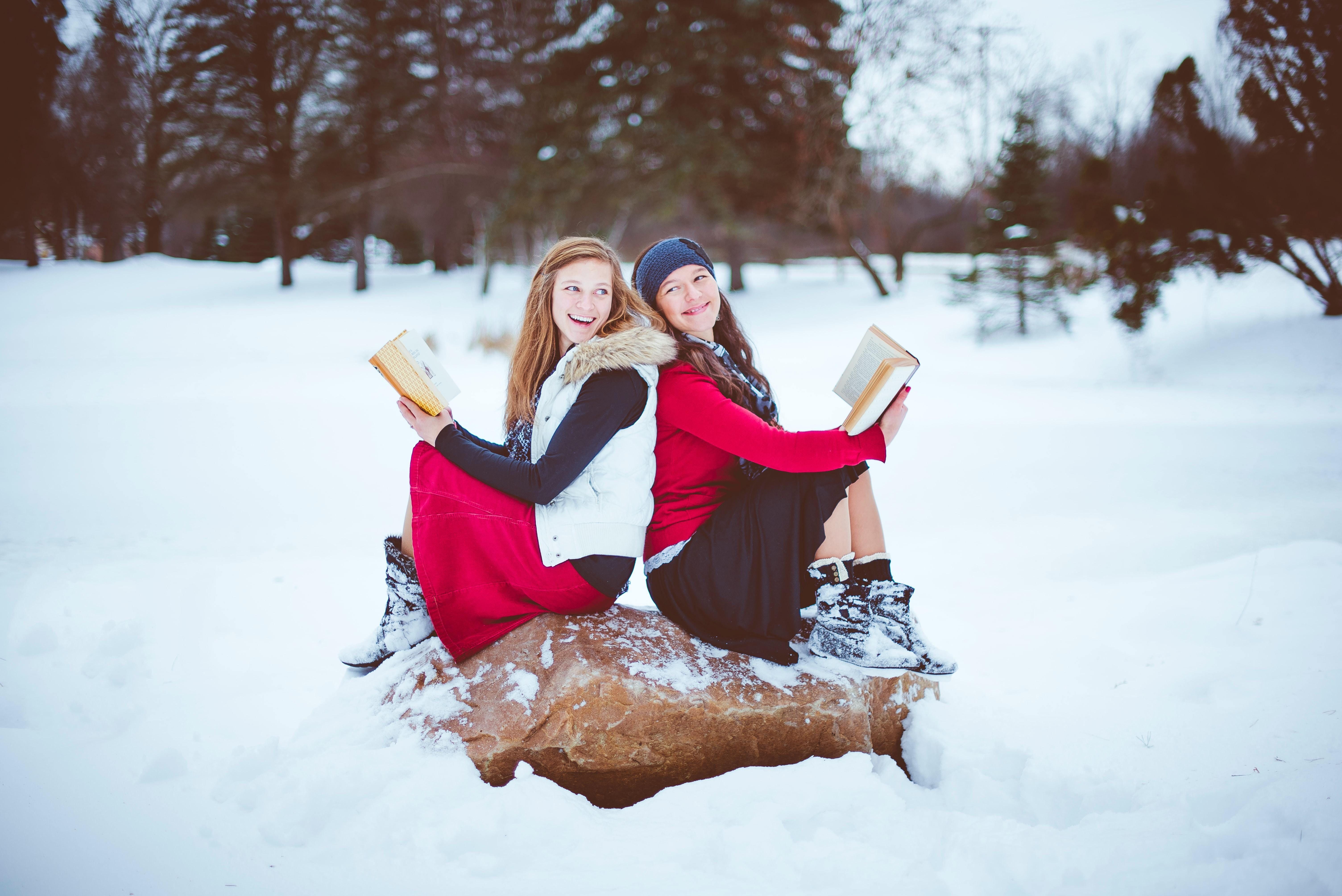 Turn Winter Reading into Rewards!