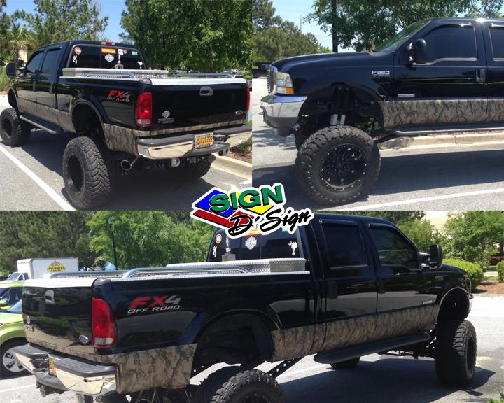 Truck Camo