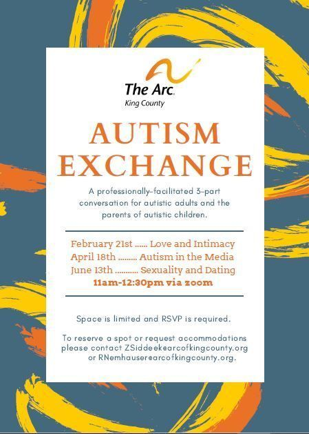 Autism Exchange -  Sexuality and Dating
