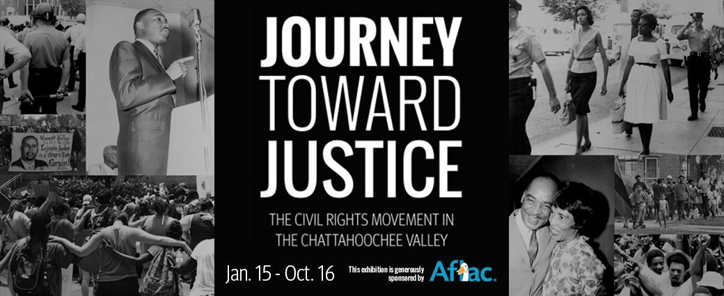 Journey Toward Justice: The Civil Rights Movement in the Chattahoochee Valley