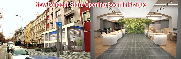 Prague Concept Store