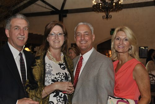 Jill & David Kandell, Sue & John Stype