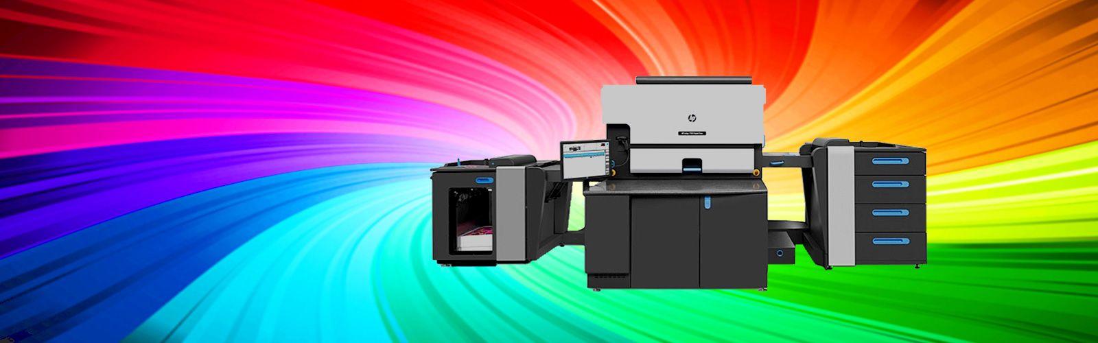 HP Indigo Digital Printing