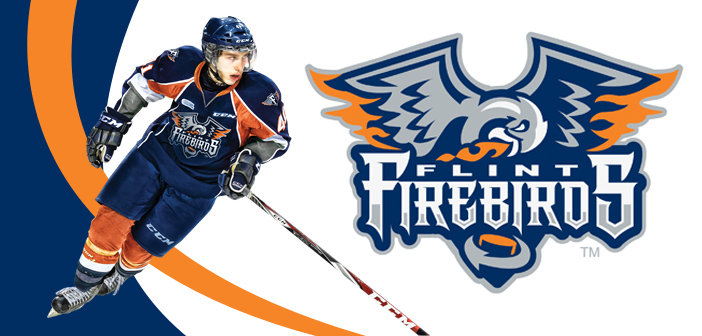 Thank you to our Ties & Tails Pearl Sponsor, Flint Firebirds