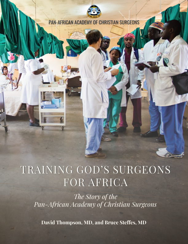 PAACS Celebrates 25 Years of Training and Discipling African Surgeons