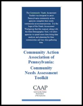 CAAP Commuity Needs Assessment Toolkit