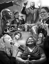 Join the Harvest Gospel Choir this Fall
