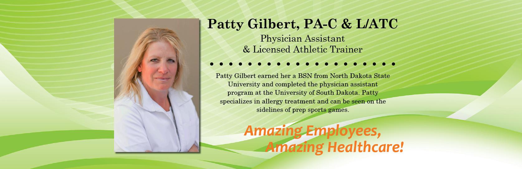 Patty Gilbert