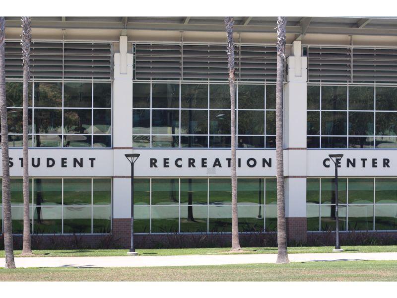3D Acrylic Letters for School Buildings in Fullerton CA