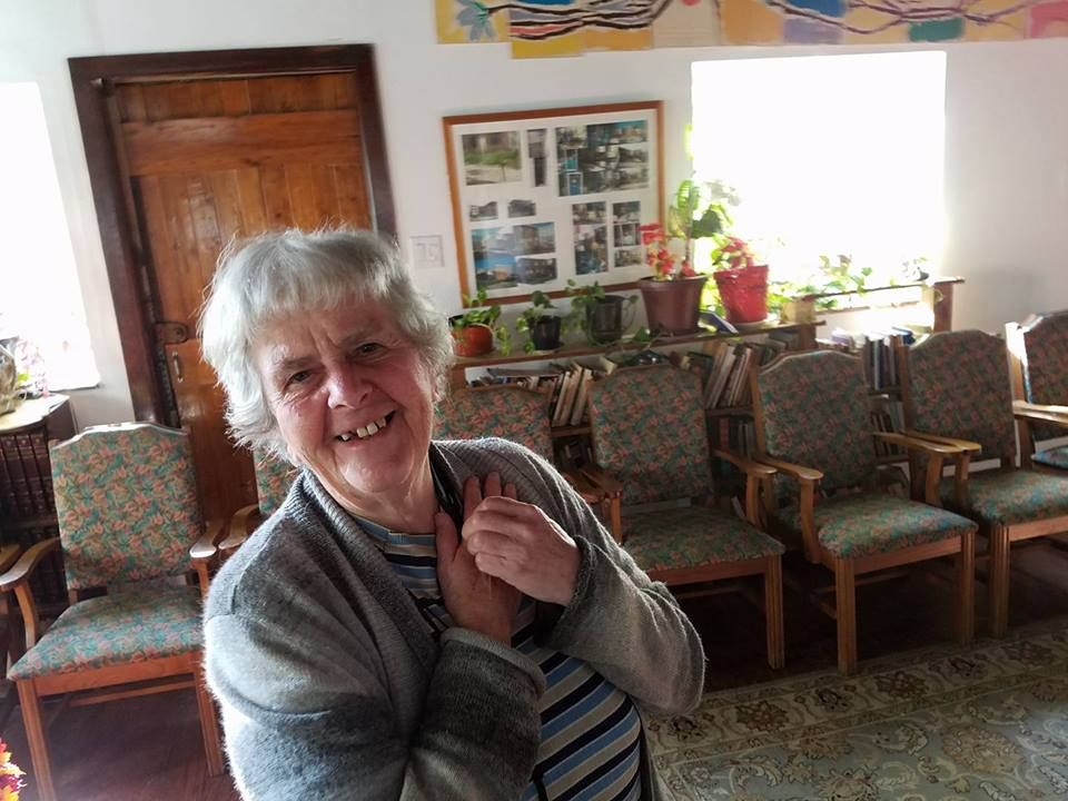 Please Join Us to Honor Sister Margaret McKenna