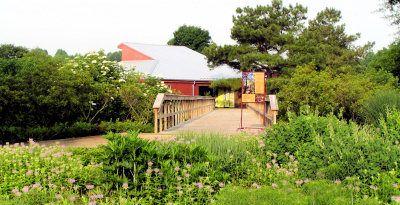 Arboretum Visitor's Center
