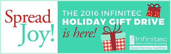 Infinitec Gift Drive
