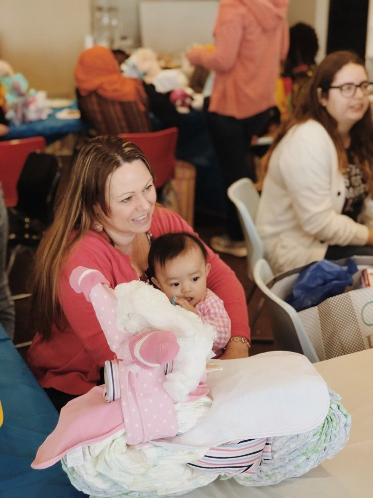 Celebrating New Life & Family at our RST Baby Shower