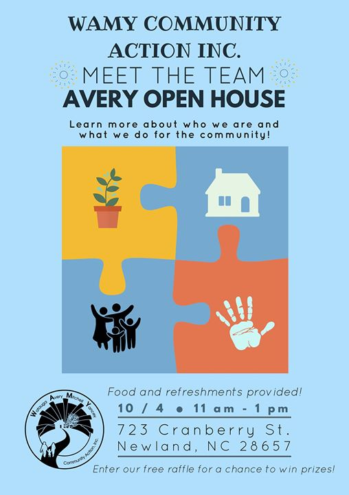 Avery Open House