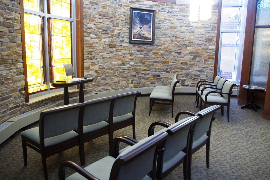 Eakes Office Solutions : Furniture : Portfolio : Portfolio   Valley County  Health Systems