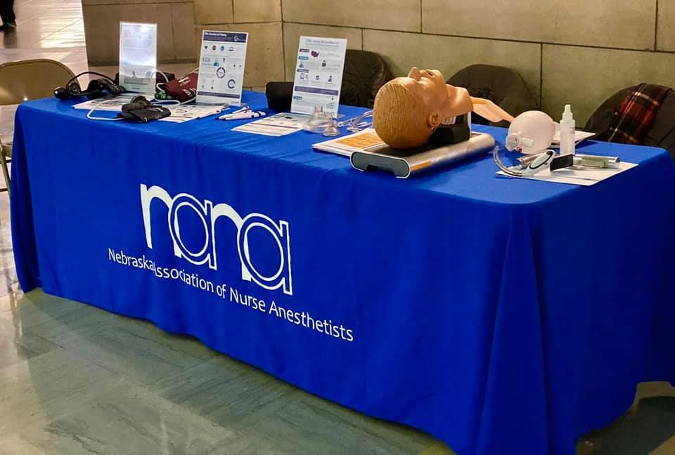 2020 CRNA DAY AT THE STATE CAPITOL