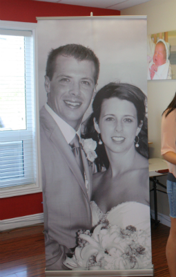 Pop-Up Banner - Wedding