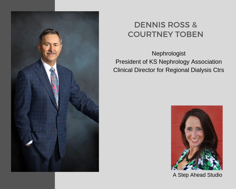 Dennis Ross / Courtney Toben