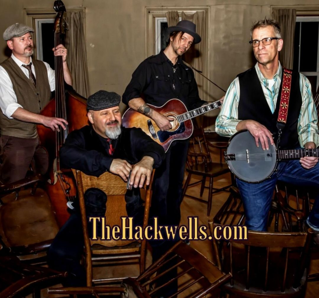 Music in the Park presents The Hackwells