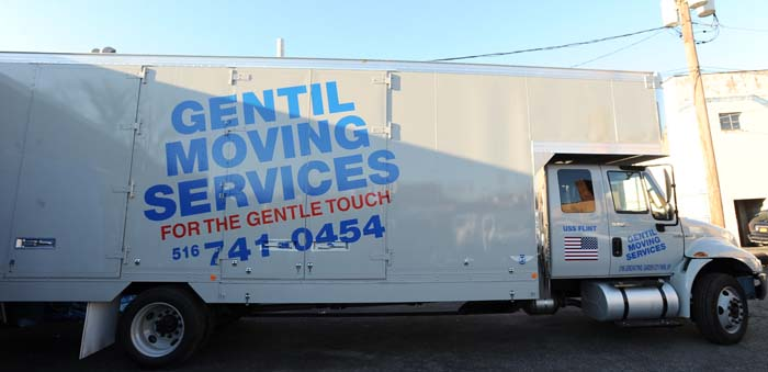 Gentil Moving Services