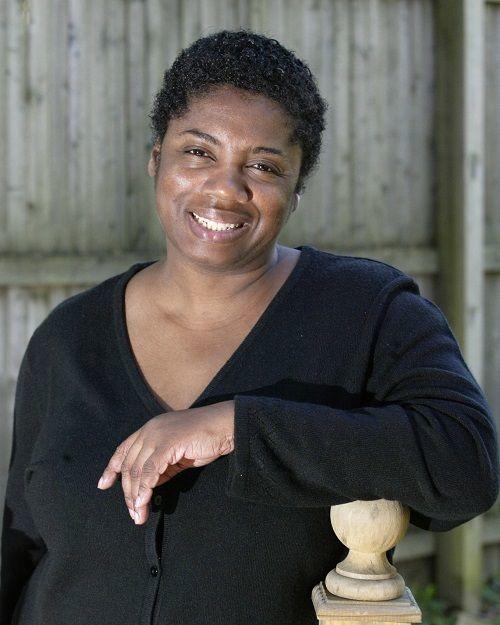 Angela Johnson named 2021 Harper Lee Award Winner