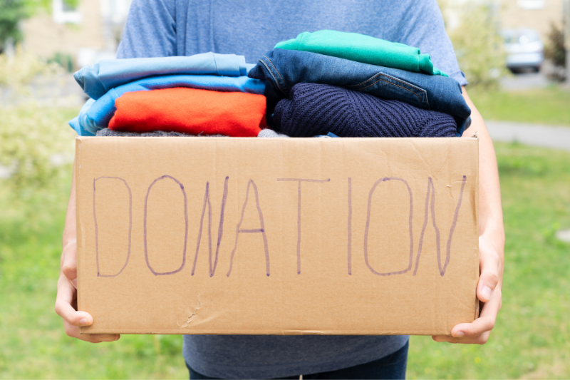 Give to our Donation Drive