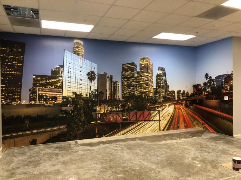 Wall Graphics | Wall Murals | LA County | Orange County