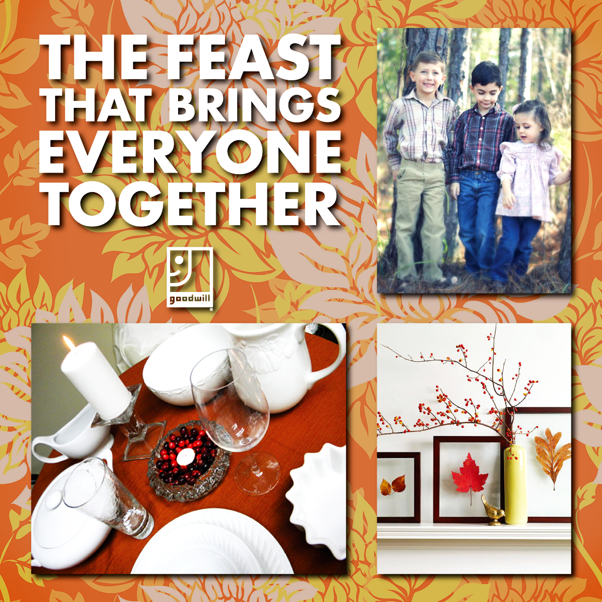 Prepare for the Feast that Brings Everyone Together