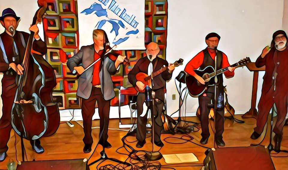 Music in the Park presents The Blue Water Ramblers