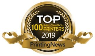 Strategic Factory Named No. 2 in Printing News Magazine's Top 100