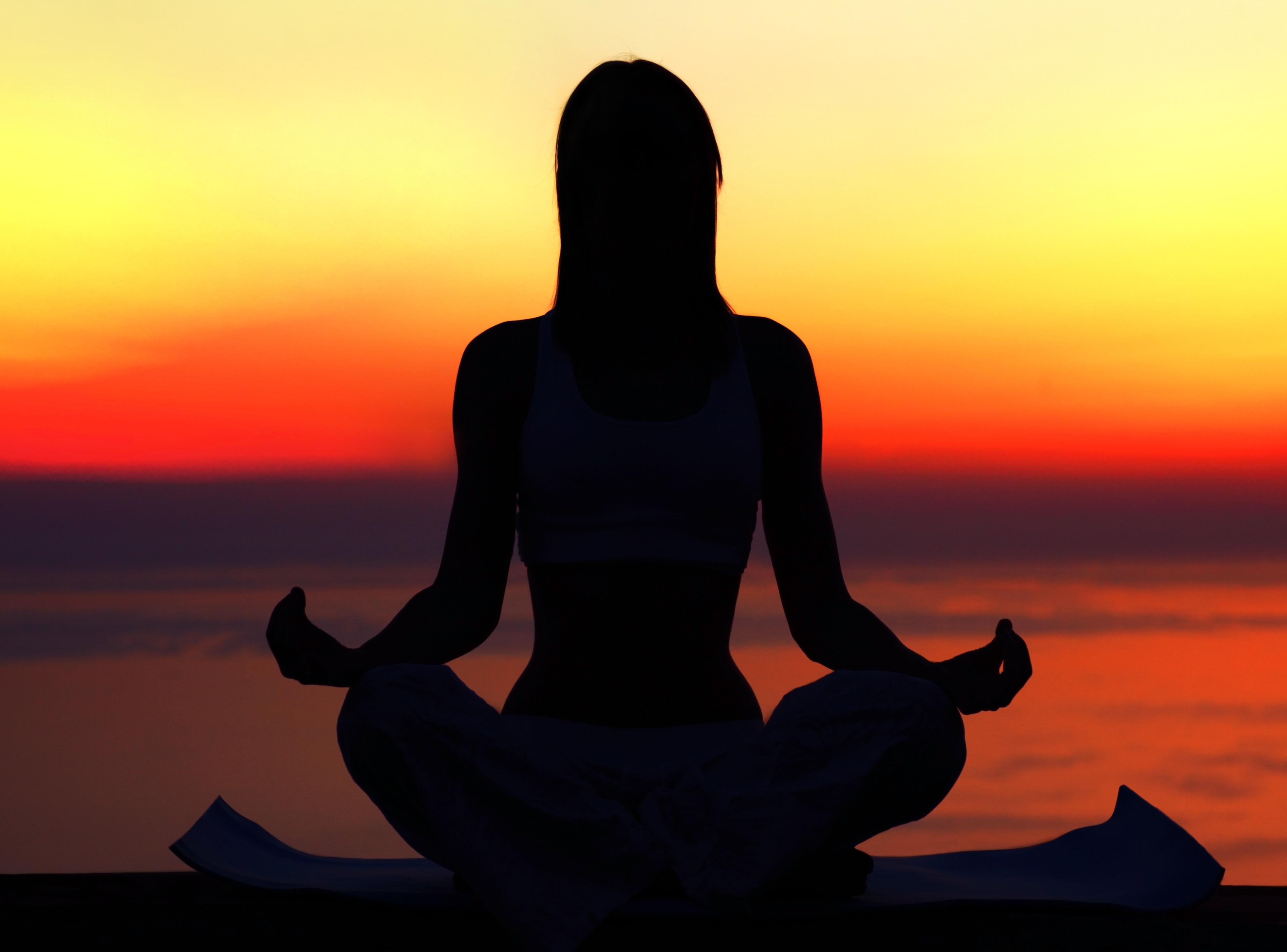 Summer Sunset Yoga