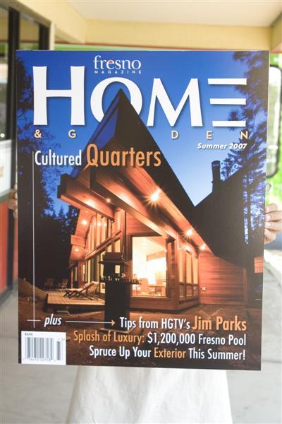 Fresno Magazine Cover