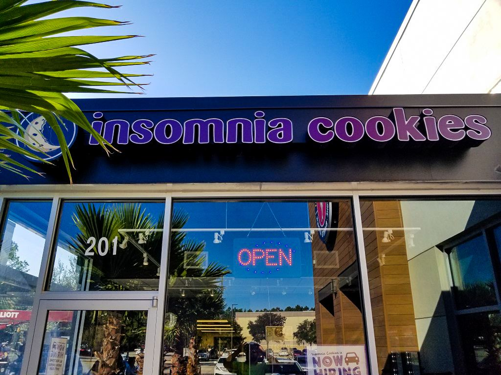 insominia cookies