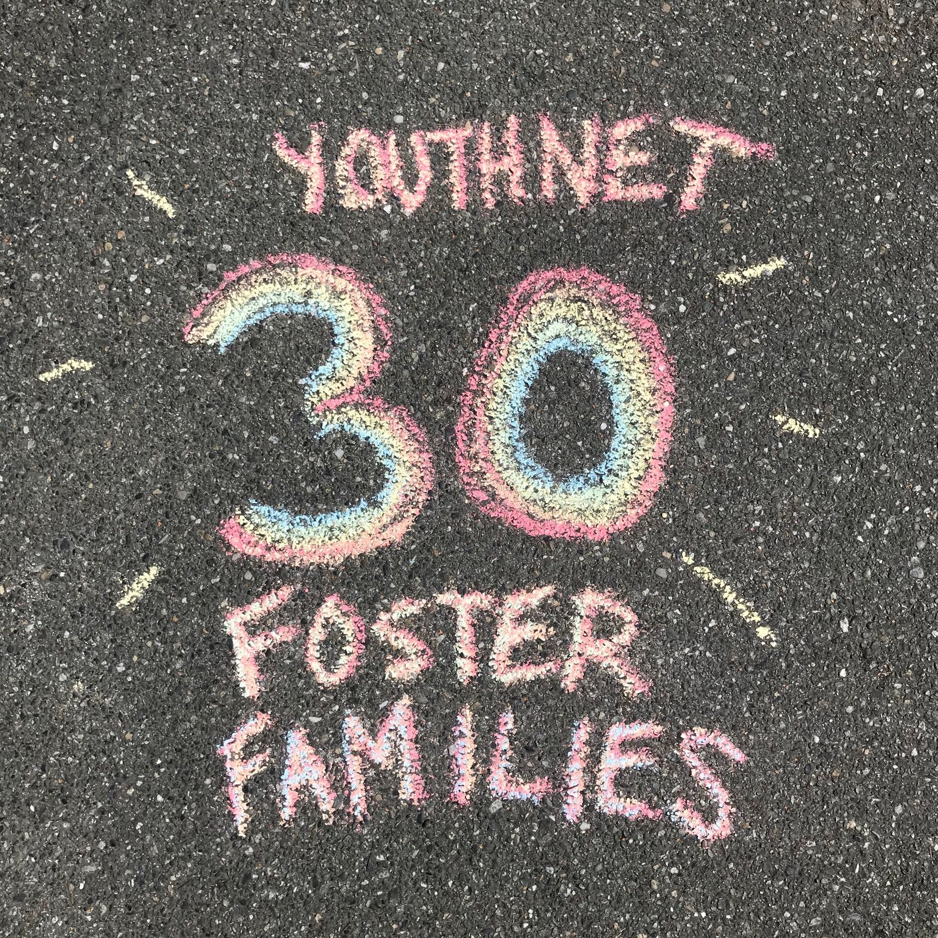Youthnet Celebrates 30 Foster Families