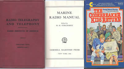 Manuals & a Childrens' Book for the NCM Library (posted 7/15/11)