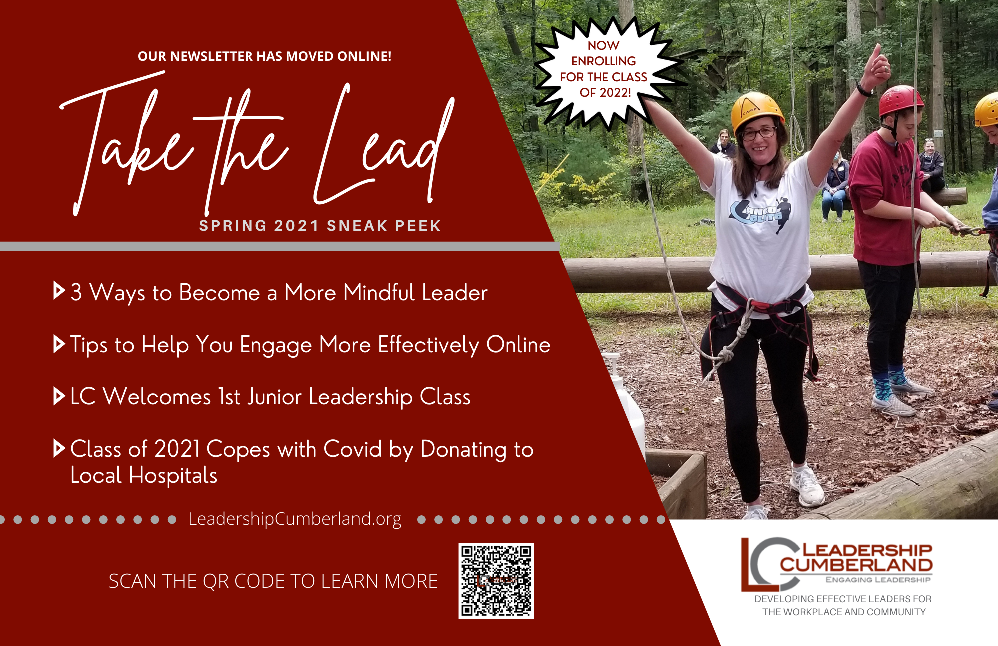 Take the Lead Spring 2021
