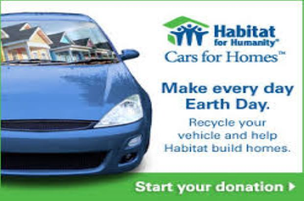 DONATE YOUR CAR TO HELP US BUILD AFFORDABLE HOUSING