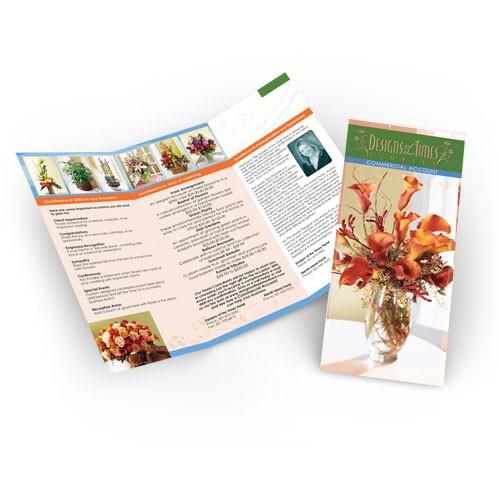 Color Brochures - 8.5 x 11