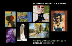2nd Annual Artist's Choice Exhibition