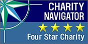 Charity Navigator: 4-Star Charity