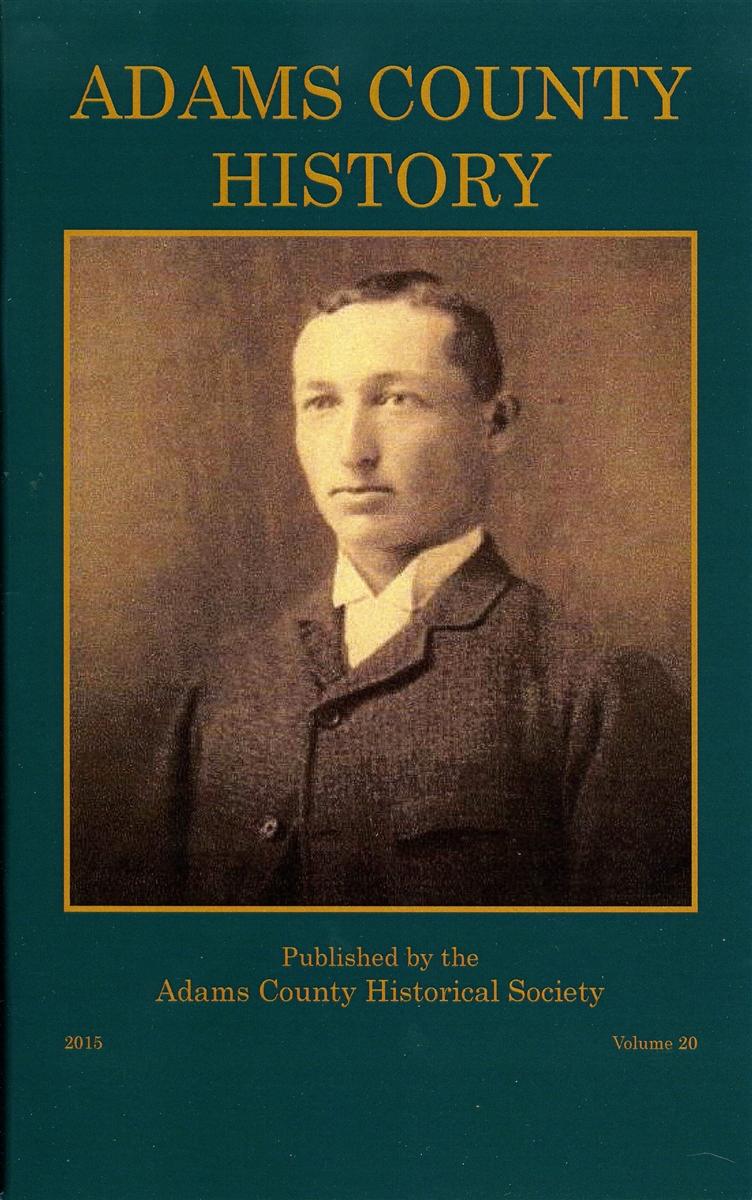 Adams County History Vol 21
