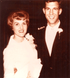 John and Mary Lou Burhoe