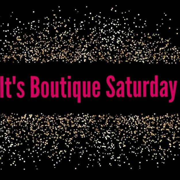 Boutique Saturday
