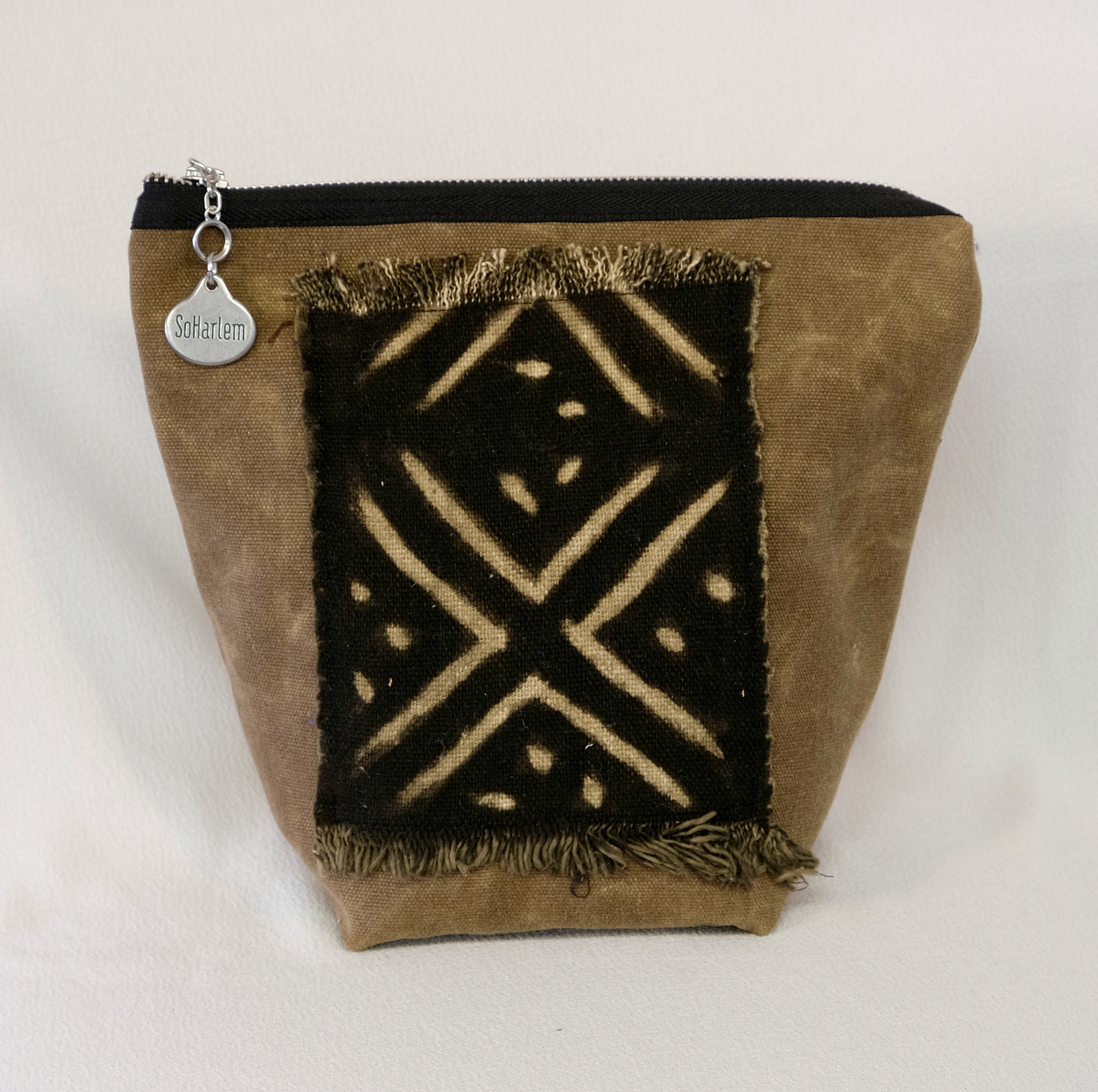 Mud Cloth Pouch
