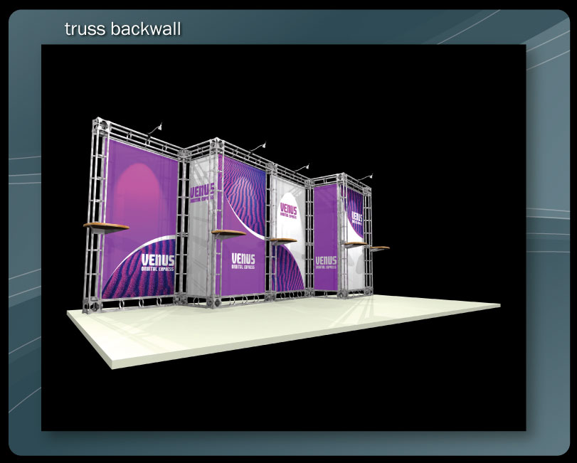 TRUSS BACKWALL
