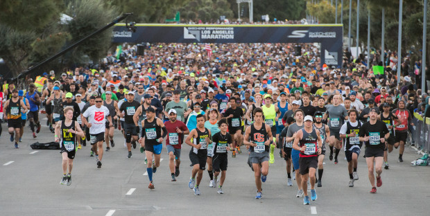 Apply to Join Our Team for the 2020 Los Angeles Marathon