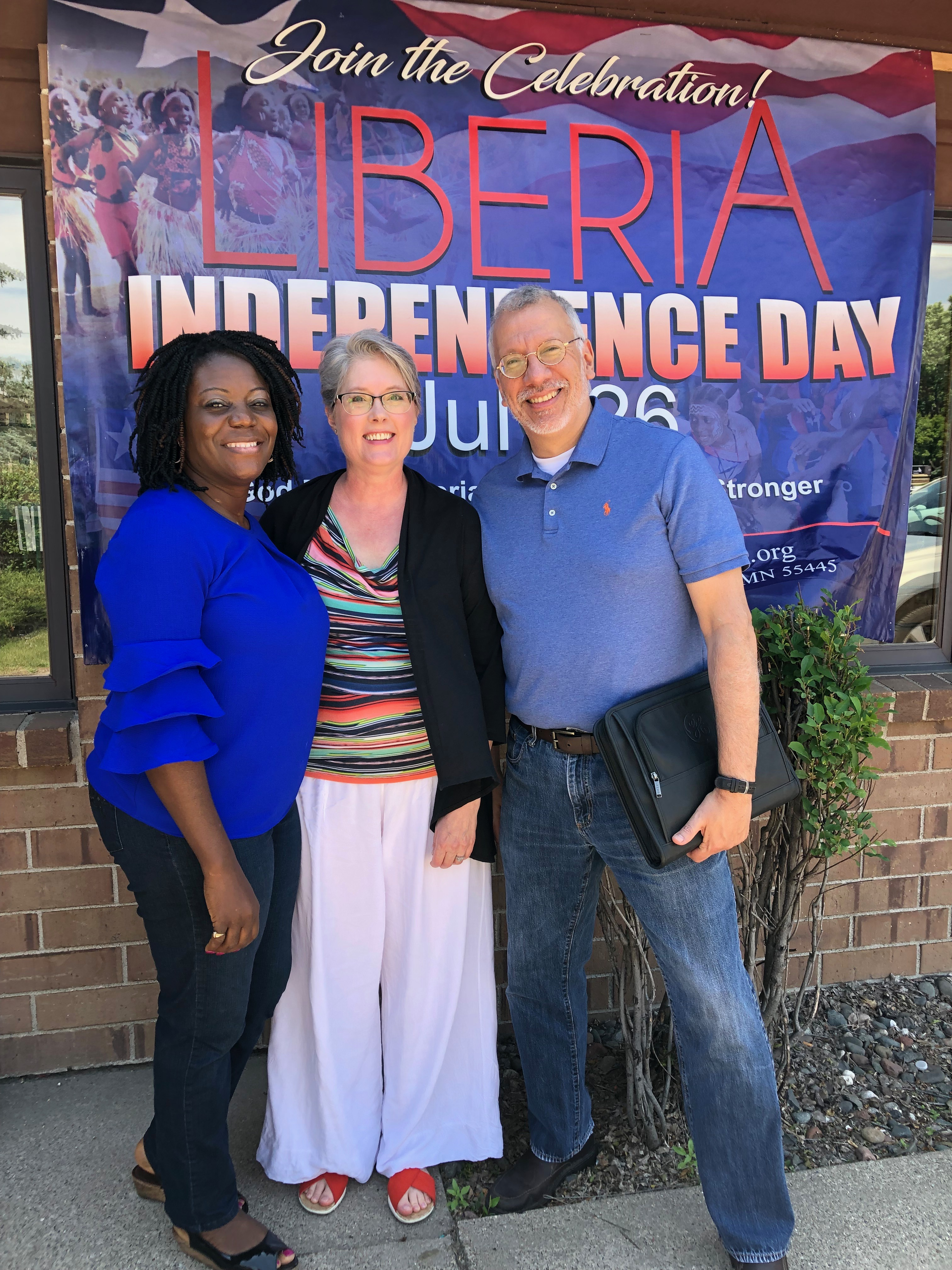 June 20, 2019 Meeting with Georgette Gray