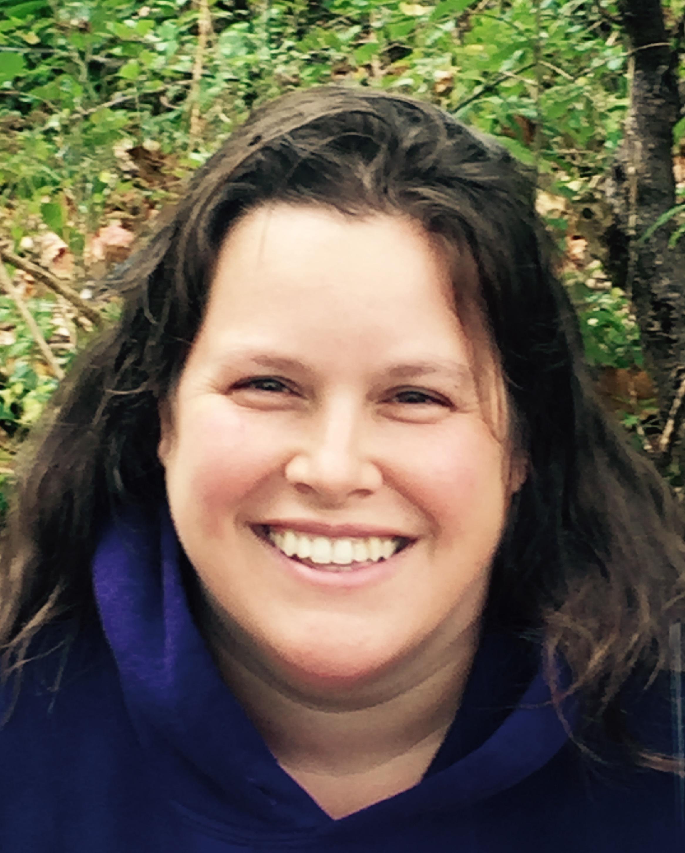 Briana Hodgson, Program Assistant