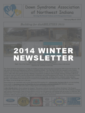 2014 Winter Newsletter